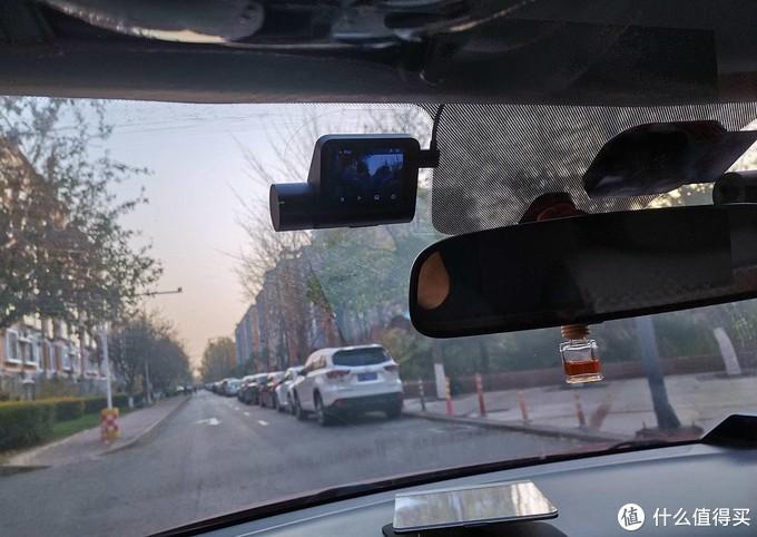 开车不能少了它,70迈行车记录仪Pro测评