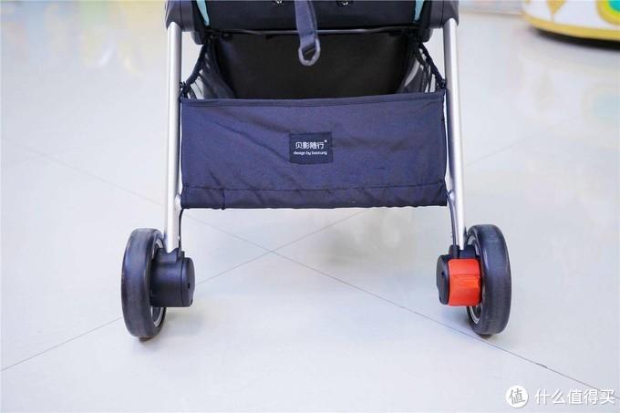 """宝宝的第一辆""""豪车"""",我选择-QBORN秒秒收婴儿推车"""