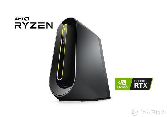 Alienware 外星人 推出全新Aurora PC主机,首次搭载AMD锐龙平台