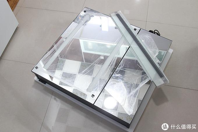 小米众筹智能镜柜,要光有光,要热又热