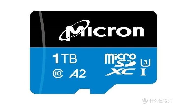 最高1TB、采用QLC颗粒:micron 美光 发布 i300系列 监控级microSD存储卡