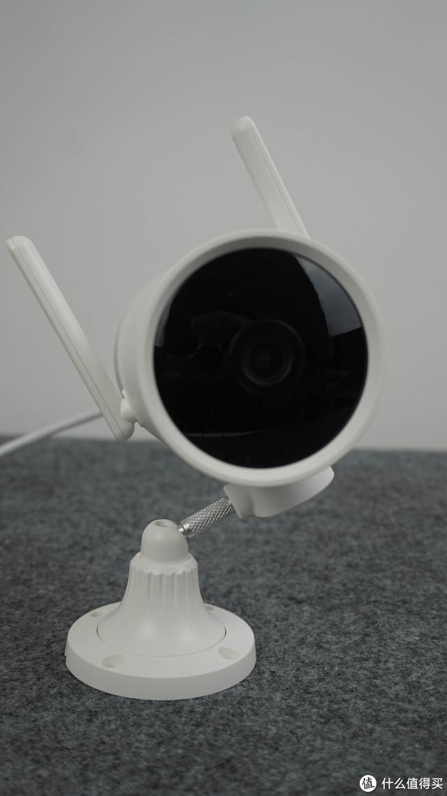 小白智能摄像机户外云台版N2上手体验