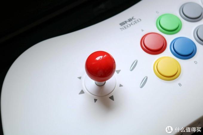 NEOGEO游戏控制器体验:找回属于80后的街机美好回忆