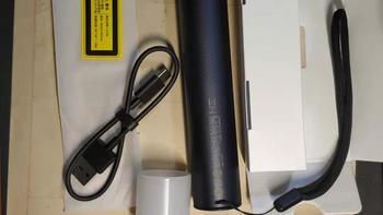 紫米强光手电筒充电宝评测开箱体验(说明书|电池|灯光|防水|优点)