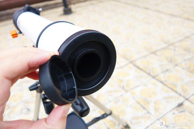拓展视界,远观入门:星特朗SCTW-70天文望远镜体验