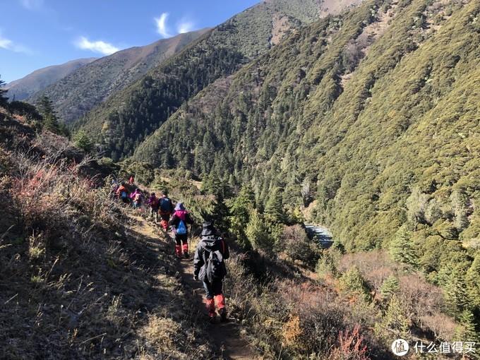 2019.10月川西 贡嘎转山轻装徒步100公里记