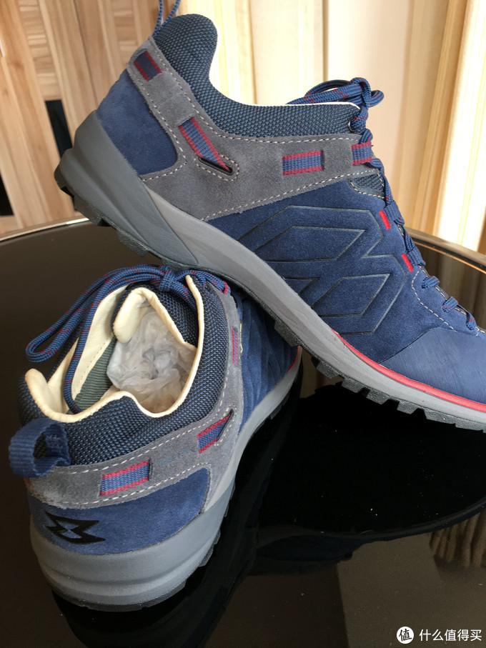 记人生第一双登山鞋——GARMONT嘎蒙特圣地亚哥低帮