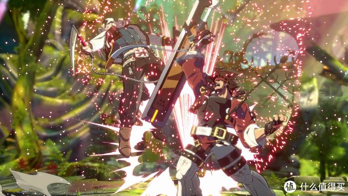 重返游戏:罪恶装备新作正式定名《罪恶装备 STRIVE》 新PV放出