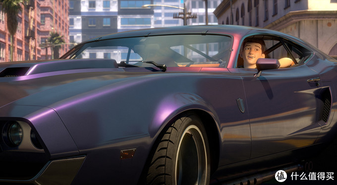 《速度与激情》也要拍衍生动画了,唐老大的表弟上阵,老司机飙车不能停