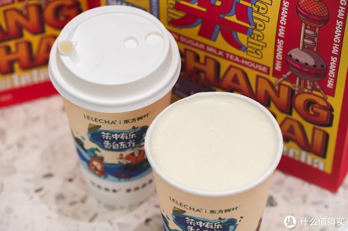 奶茶种草机又营业啰,今年冬天先从一杯东方乌龙酪酪开始吧