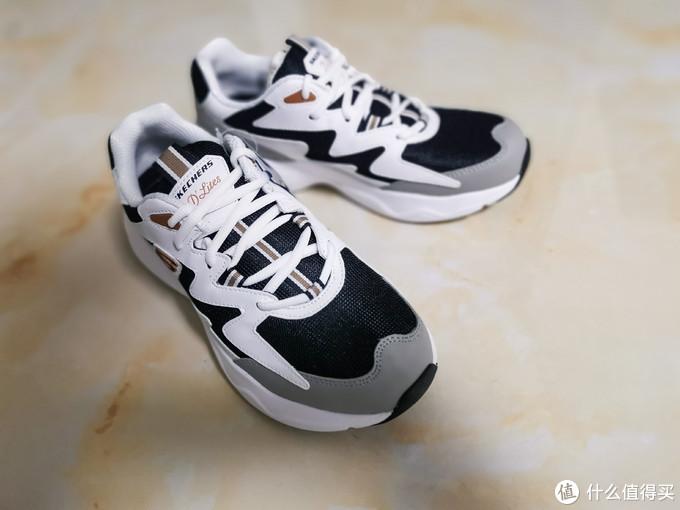 偶有神价的苏宁双十一,170块的斯凯奇熊猫鞋,两千字详细评测