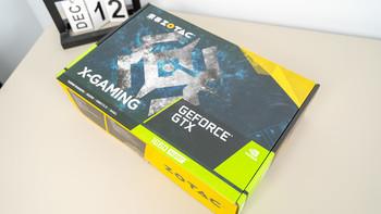 索泰GTX1660Super X-GAMING OC显卡评测体验(说明书|风扇|装机|支架|灯效)