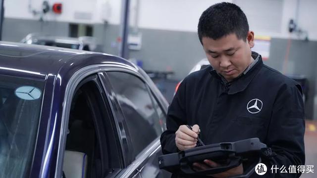 """为了了解汽车服务的""""天花板"""",我采访了四位奔驰""""技能大师"""""""