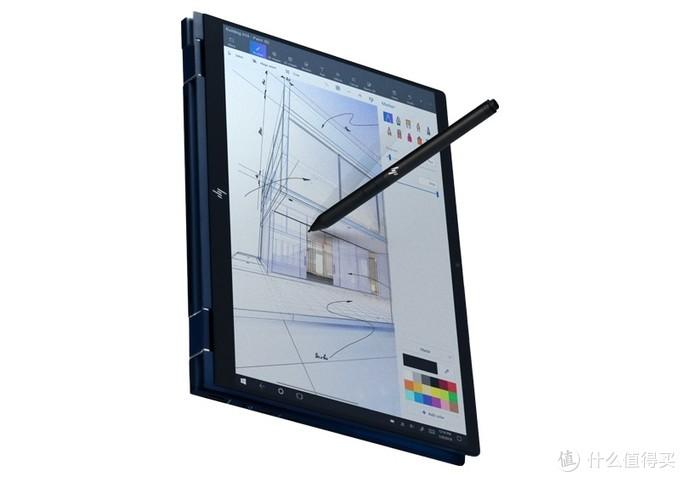 重量轻至1kg:HP 惠普 发布 Elite Dragonfly 蜻系列 13.3英寸 轻薄笔记本电脑