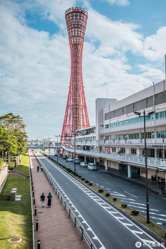 机位:神户港
