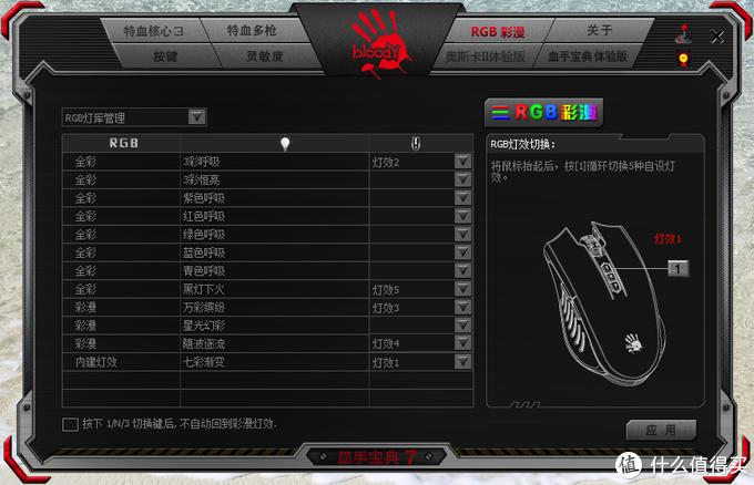 可编程按键搭配RGB灯光设计,血手幽灵P91体验