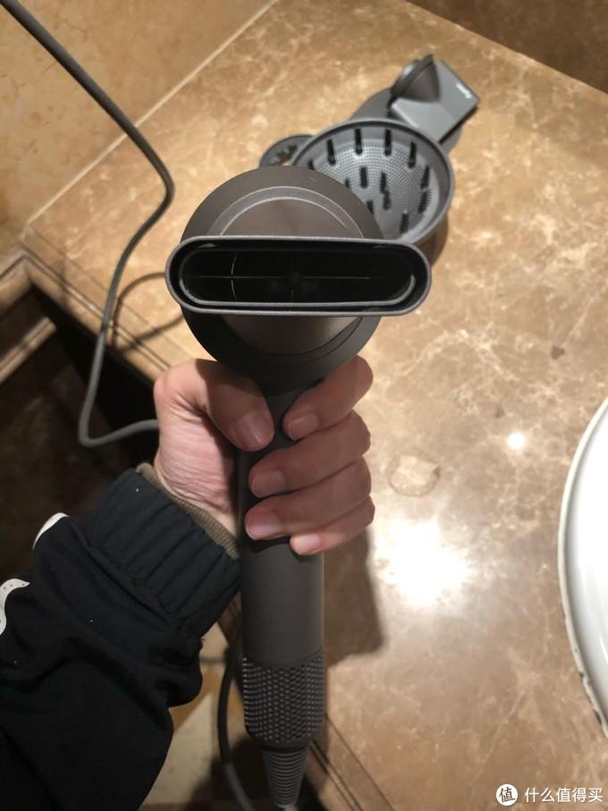 戴森HD03吹风机开箱