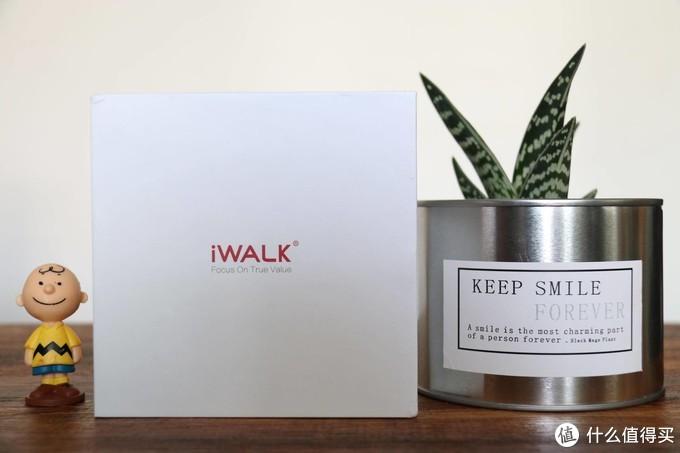 iWALK Crazy Duo真无线蓝牙耳机体验分享