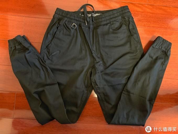 每个老男孩都需要一条JOGGER PANTS