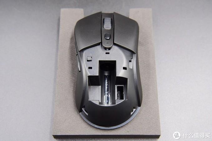 超长续航,吃鸡利器--达尔优A918无线游戏鼠标上手