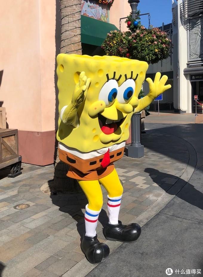 可爱的SpongeBob