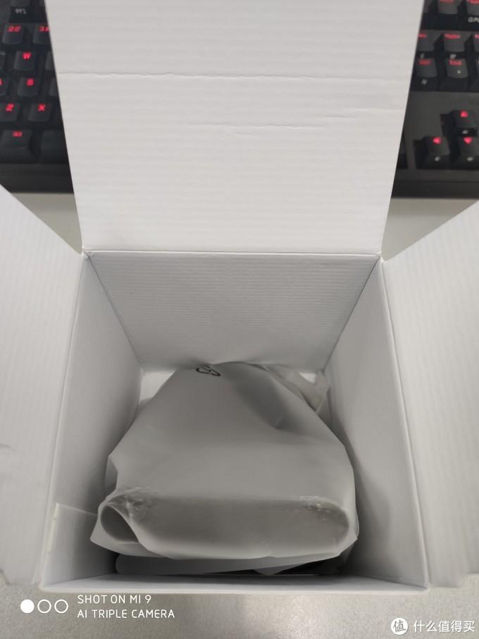 可能是全网首开箱---小米20w立式无线充电