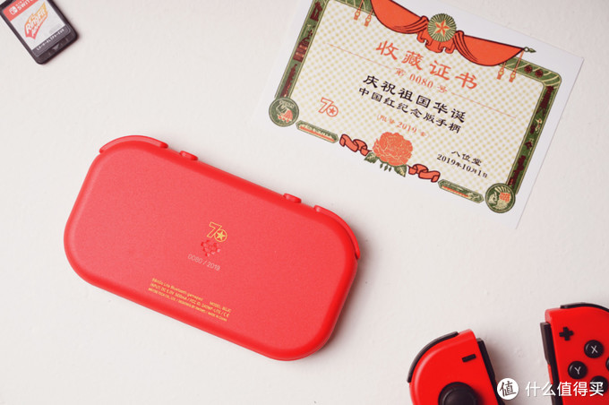 不简单的Lite手柄,八位堂 Lite 中国红限量版