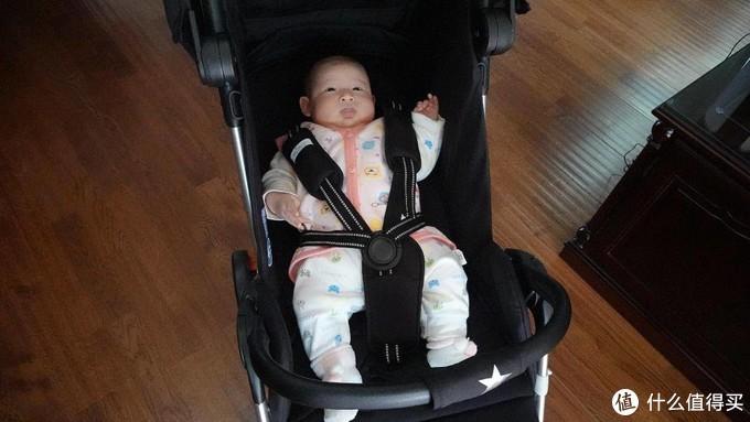 望舍姆娘送什么 QBORN秒秒收婴儿推车