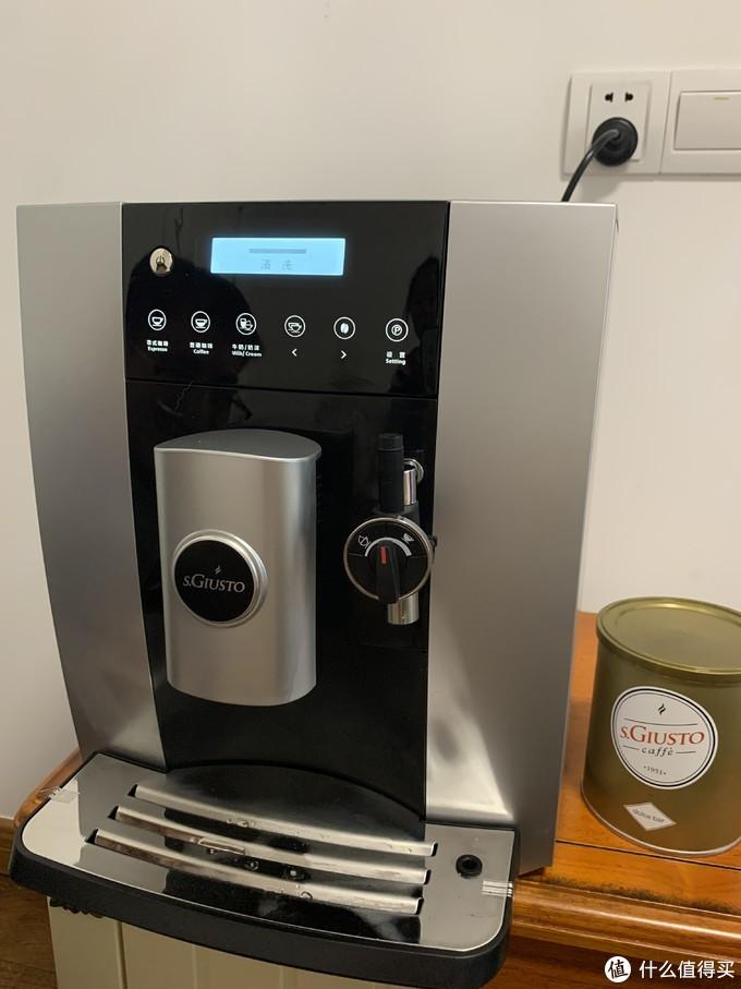 咖啡机清洗