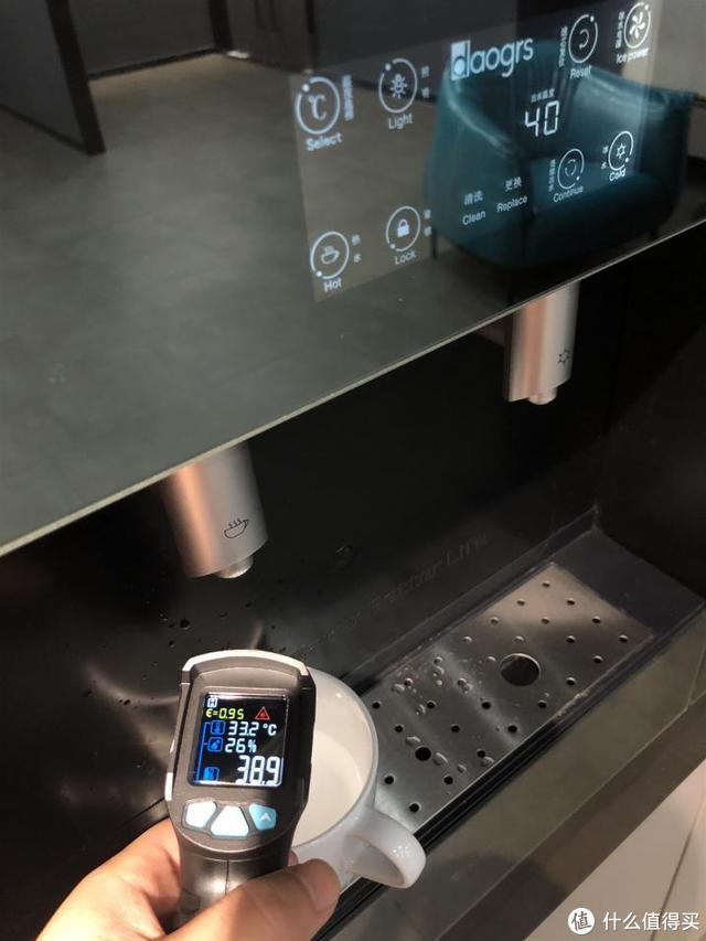 即热出水!6档调温的净水器——daogrs v3净饮机测评