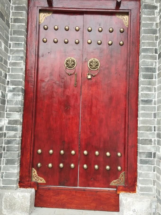铜艺公社 中式兽头麒麟铜把手