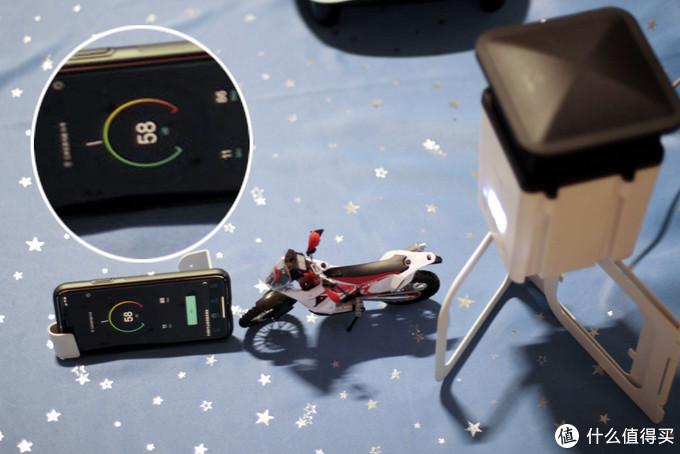 靶向中测,摩友喜得清蜓智能便携干衣机!