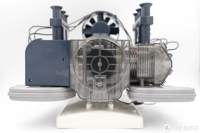 保时捷1/4水平对置6缸发动机拼装