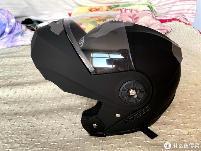 秋冬电摩性价比通勤神器,AD电动车揭面全盔