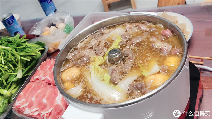臻米升降锅H1,没想到家庭火锅还能吃出新花样