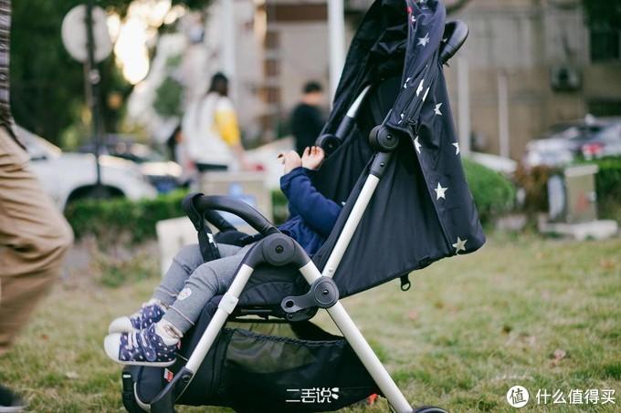 秒收超方便!兼顾舒适度的这款婴儿推车值得入