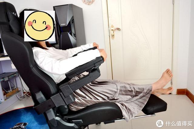 电竞椅这东西买了就后悔?刚入手了傲风机械臂电竞椅!相见恨晚