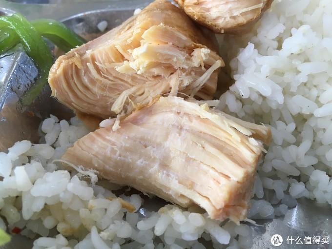 图书馆猿の白菜价 正欢园 即食鸡胸肉 简单晒