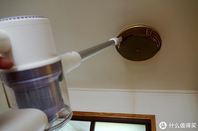 避免二次污染,除尘净化,睿米ZERO家用无线吸尘器上手体验