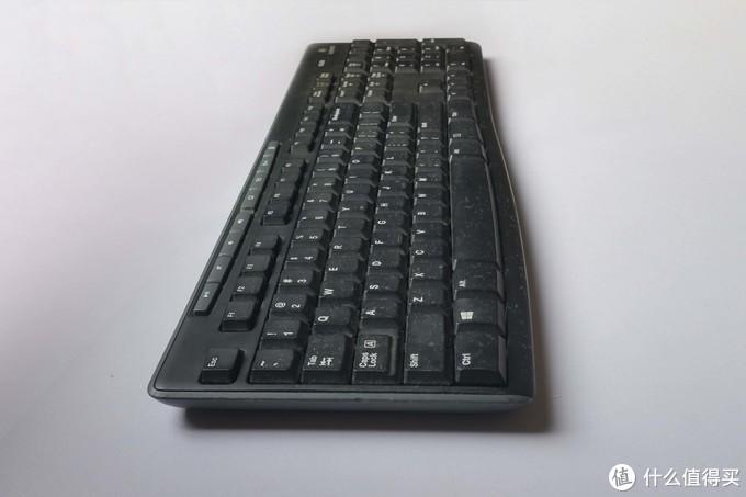 罗技 K260 优联版 晒物拆解