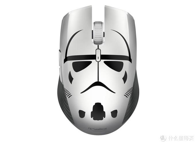 StormTrooper冲锋队主题:Razer 雷蛇 发布 星球大战-风暴兵 键鼠外设套装