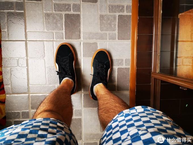 我又长了2CM:晒一双校园里比较火的PUMA板鞋