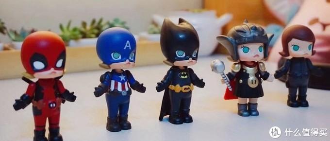 高手改娃神作,molly超级英雄