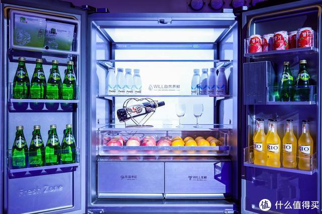 一朵百合花引发的冰箱保鲜革命!容声WILL成新一代品质生活代名词