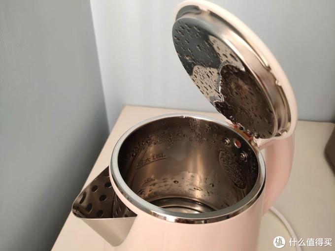 用了这个就不想要烧开水了,九阳电热水壶