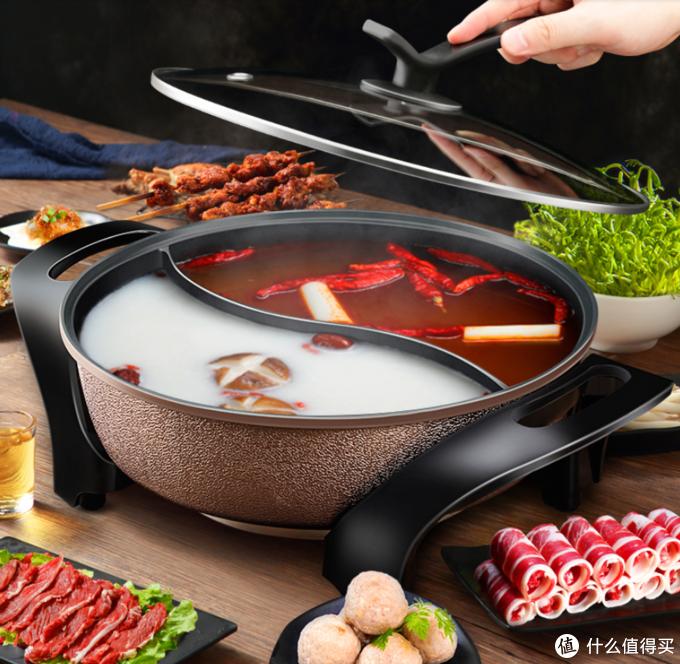 冬季想续命该吃啥?火锅涮肉少不了!一文道破选购电火锅的秘密~