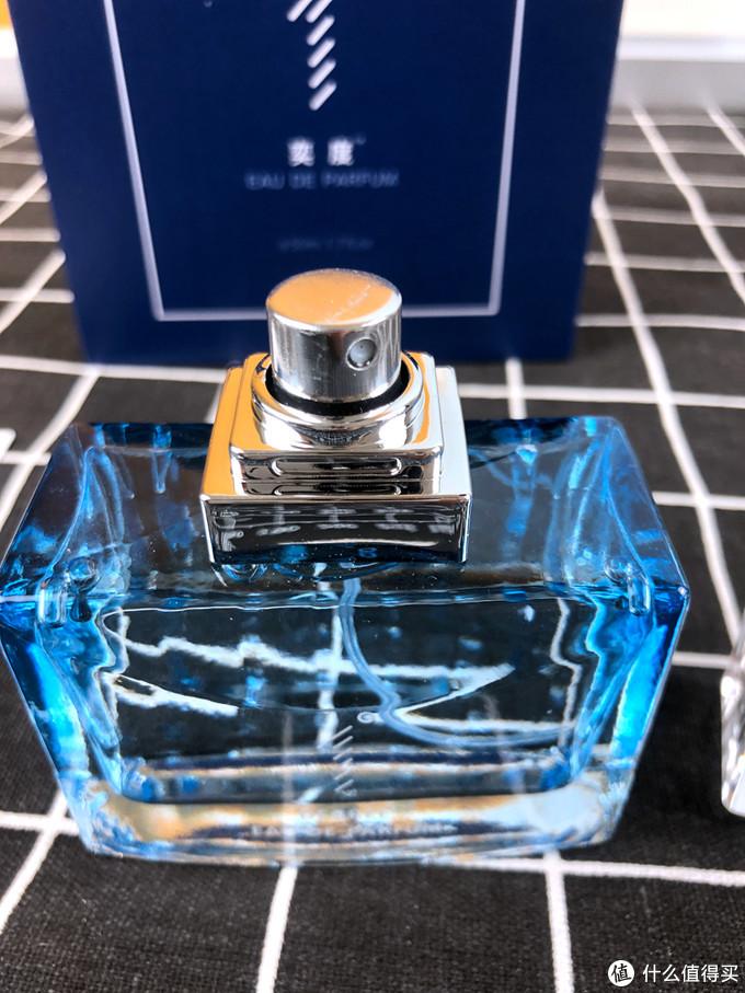 好闻且持久-奕度风尚系列1°费洛蒙 男士古龙香水50ml