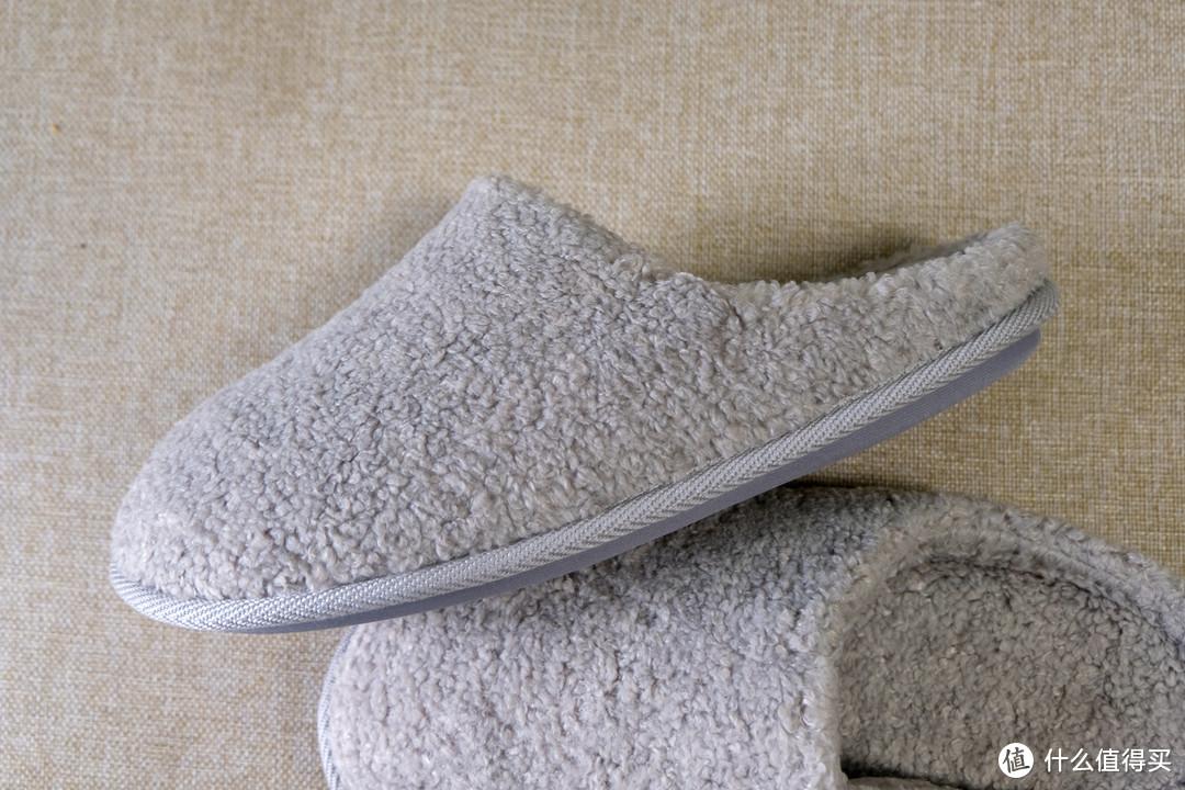39.9元的拖鞋值得买吗?大朴加绒拖鞋入手体验