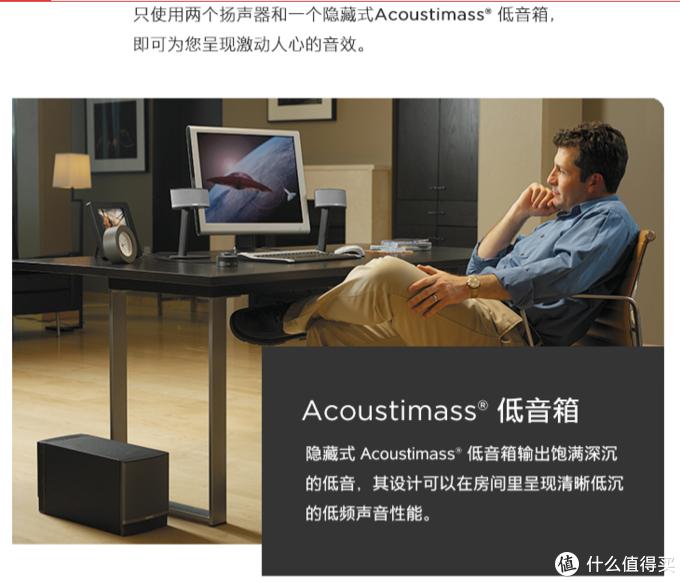 澎湃低音,震撼效果,果然也不是白贵的-BOSE Q50电脑桌面音箱简单晒