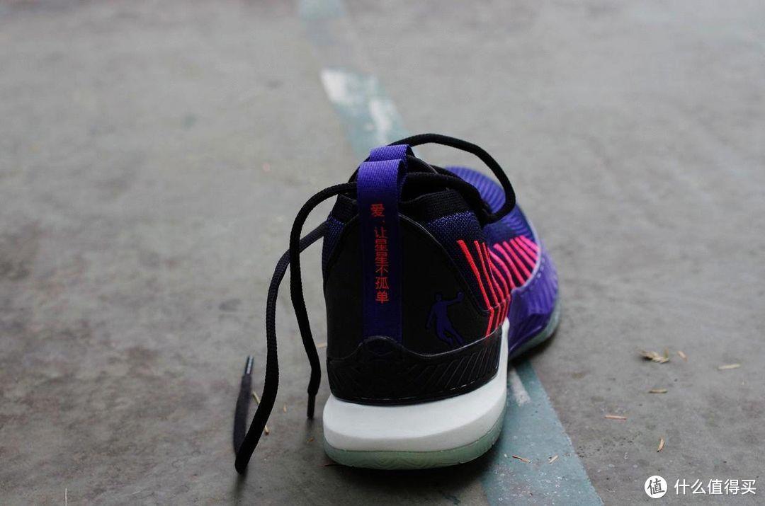脚下是鞋,更是一份爱:乔丹体育X壹基金联名篮球鞋